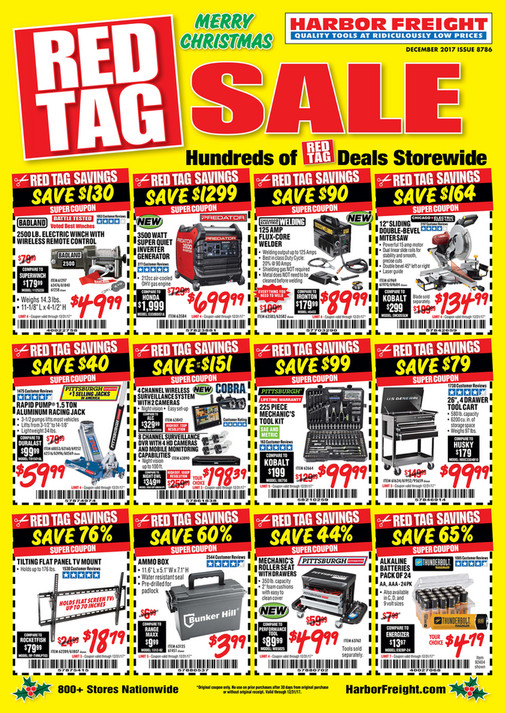 Harbor Freight Tools - 8786_8789 Top_300 - Page 1